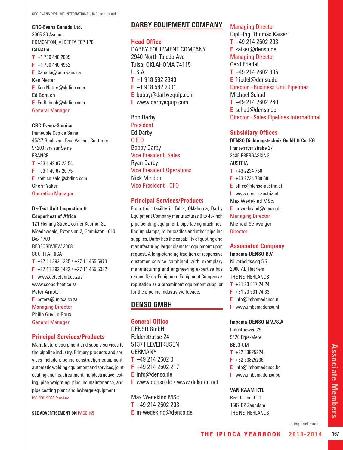 IPLOCA Yearbook 2013-2014 by Pedemex BV - issuu