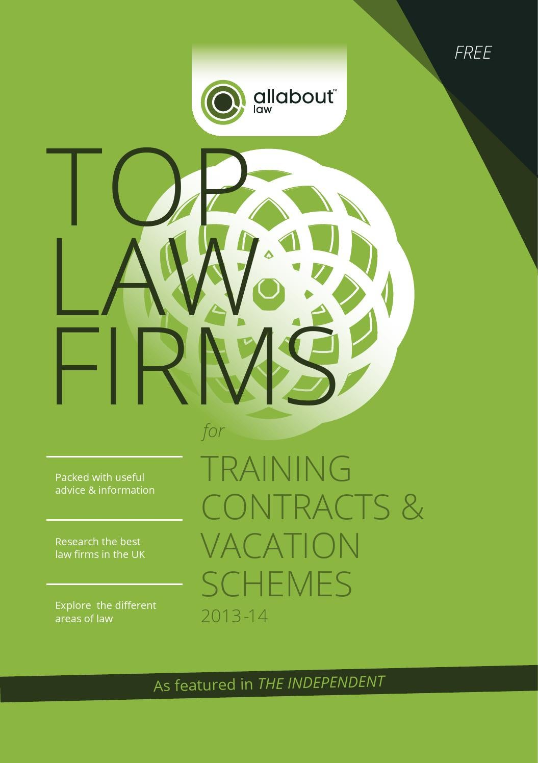 Allaboutlaw top law firms for training contracts vacation allaboutlaw top law firms for training contracts vacation schemes 2013 14 by allaboutgroup issuu madrichimfo Gallery