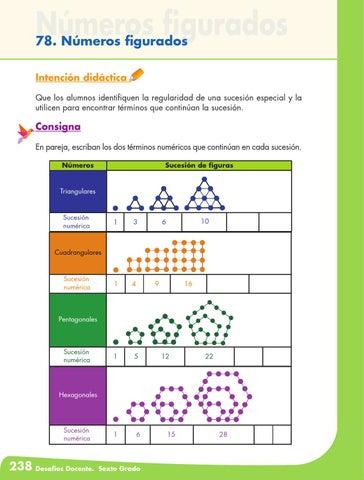 Desafios matematicos docente 6º sexto grado primaria by