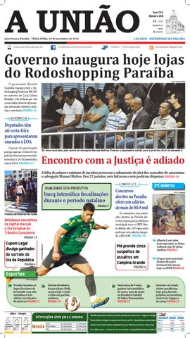 85c6b56245 Jornal A União by Jornal A União - issuu