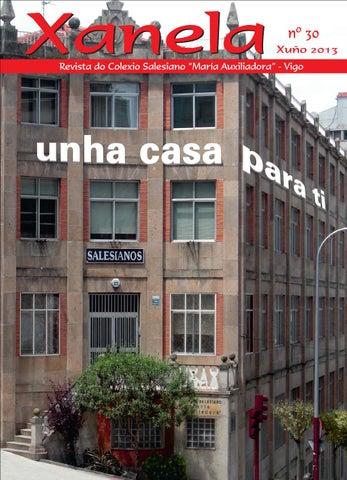 Xanela 30 curso 2013