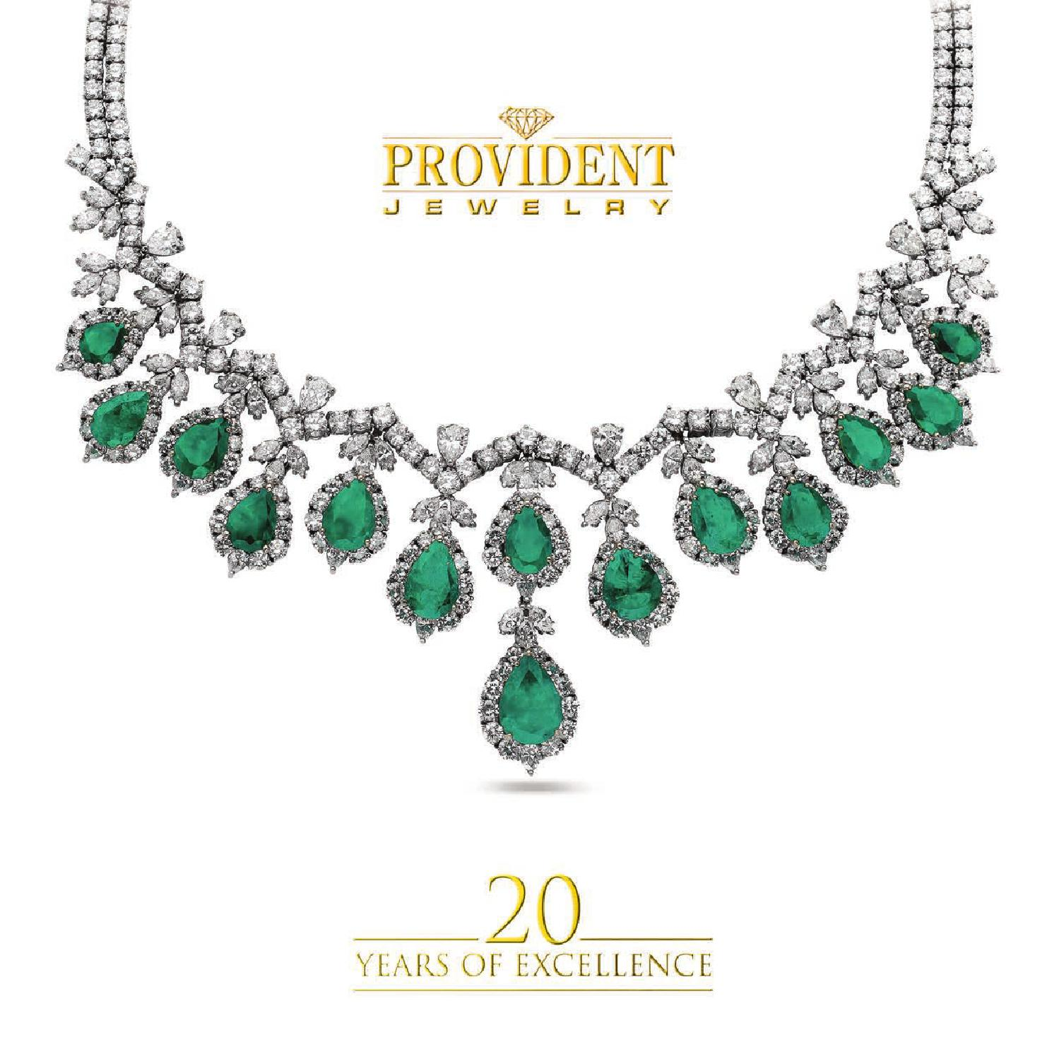 Provident Jewelry Catalog 2014 By Palm Beach Show Group