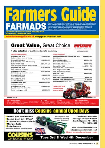 Business, Office & Industrial Matbro Ram And Teleram Farm Handler Loader Brochure Leaflet To Have A Long Historical Standing Tractor Manuals & Publications