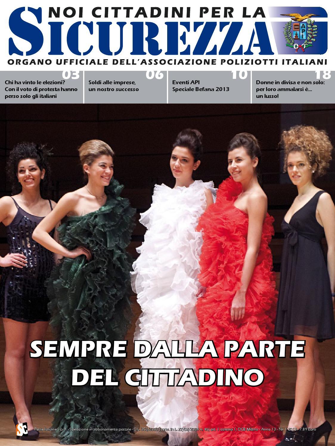 Noi Cittadini per la SICUREZZA Nr. 1 2013 by S.C. Supenova Communication  S.r.l. - issuu dd5327a014b