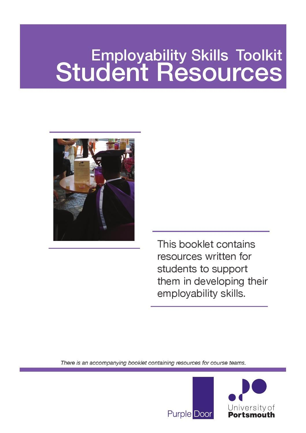 careers recruitment employability skills toolkit employability skills toolkit employability skills toolkit stud ddd1a5d5a2eff2 3 years ago uoppurpledoor