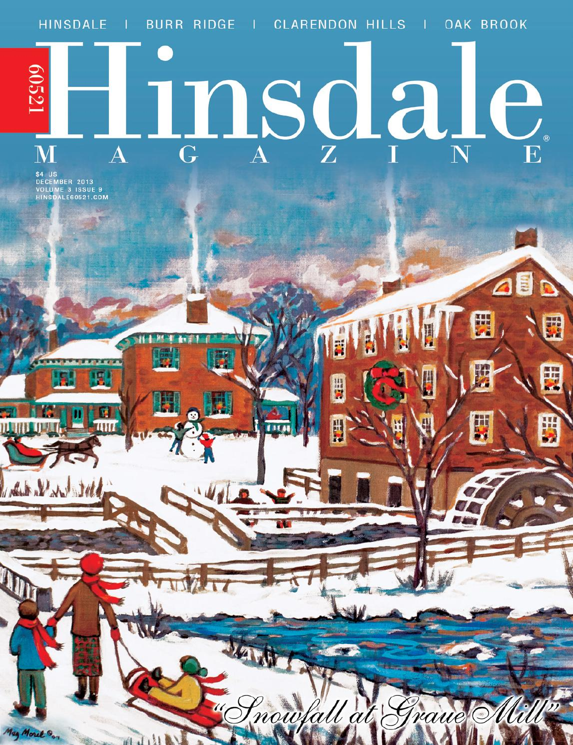 Hinsdale Magazine December 2013 by www.Hinsdale60521.com - issuu
