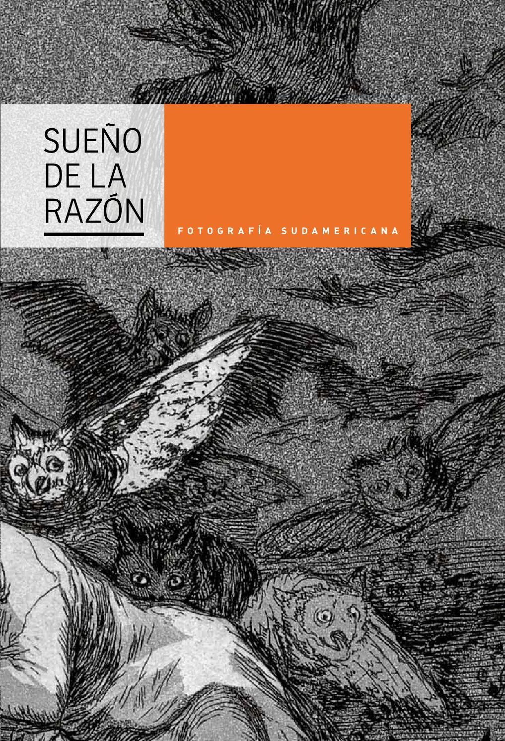 LIBRO EL SUEÑO DE LA RAZON by Carolina Zañartu - issuu