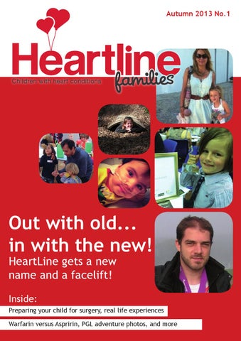 Heartline Families Autumn 2013 No.1