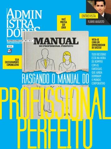 23 Rasgando O Manual Do Profissional Perfeito By Revista