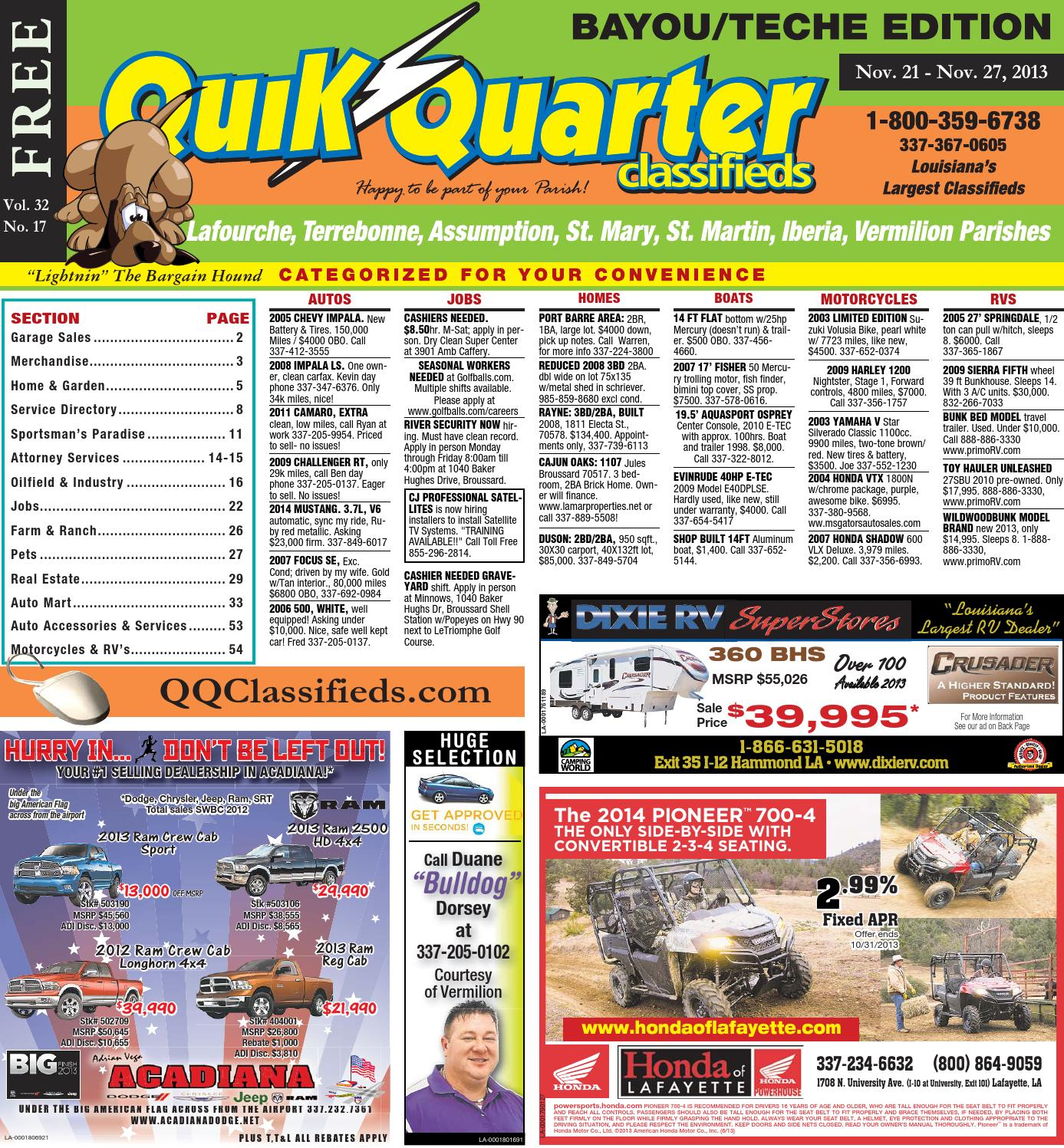 QQTeche-112113 by Part of the USA TODAY NETWORK - issuu