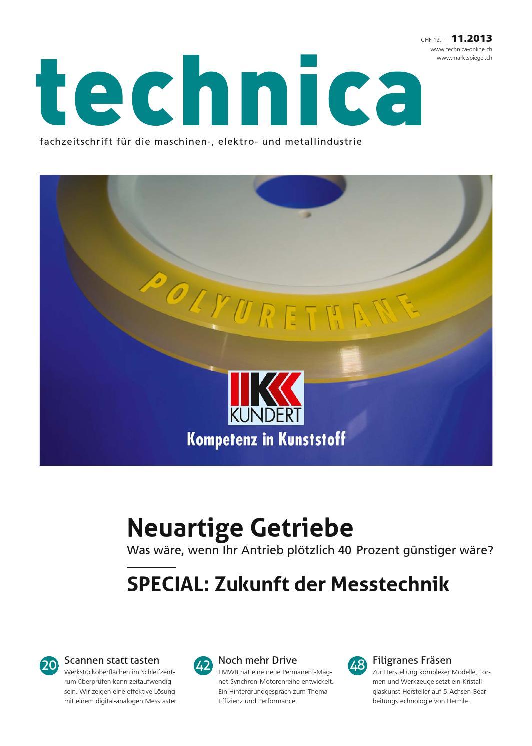 Technica 11/2013 by AZ Fachverlage AG - issuu