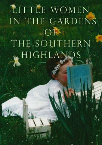Page 100 of Gardens of the Southern Highlands - Little Women