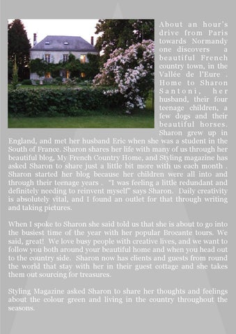 Page 117 of Sharon Santoni - My French Country Home