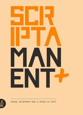 Scriptamanent4 By Michele Colonna Issuu