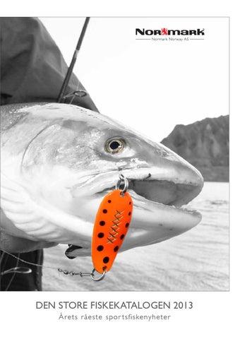 82669456d Den Store Fiskekatalogen 2013 by Normark Norway AS - issuu