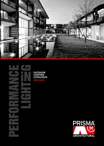 prisma architectural 2012 13 by kes lighting issuu. Black Bedroom Furniture Sets. Home Design Ideas