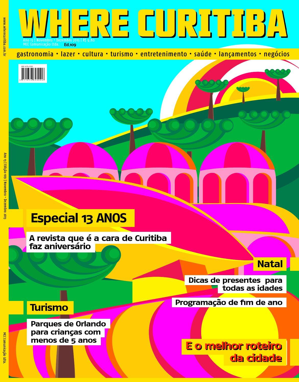 79a97a9a1 Where Curitiba - Edição 109 by Where Curitiba - issuu