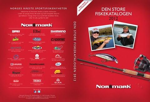 7bbec8165 Den Store Fiskekatalogen 2012 by Normark Norway AS - issuu