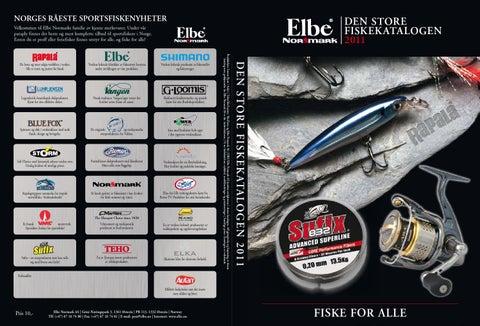 0716539d Den Store Fiskekatalogen 2011 by Normark Norway AS - issuu