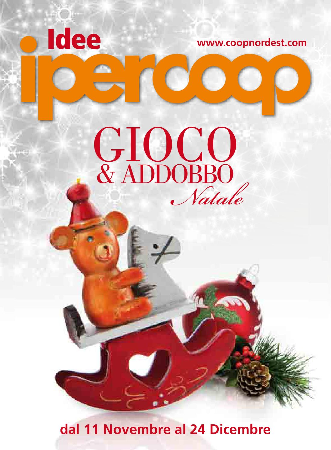 Ipercoop nordest 02 by e issuu for Cucina parlante chicco