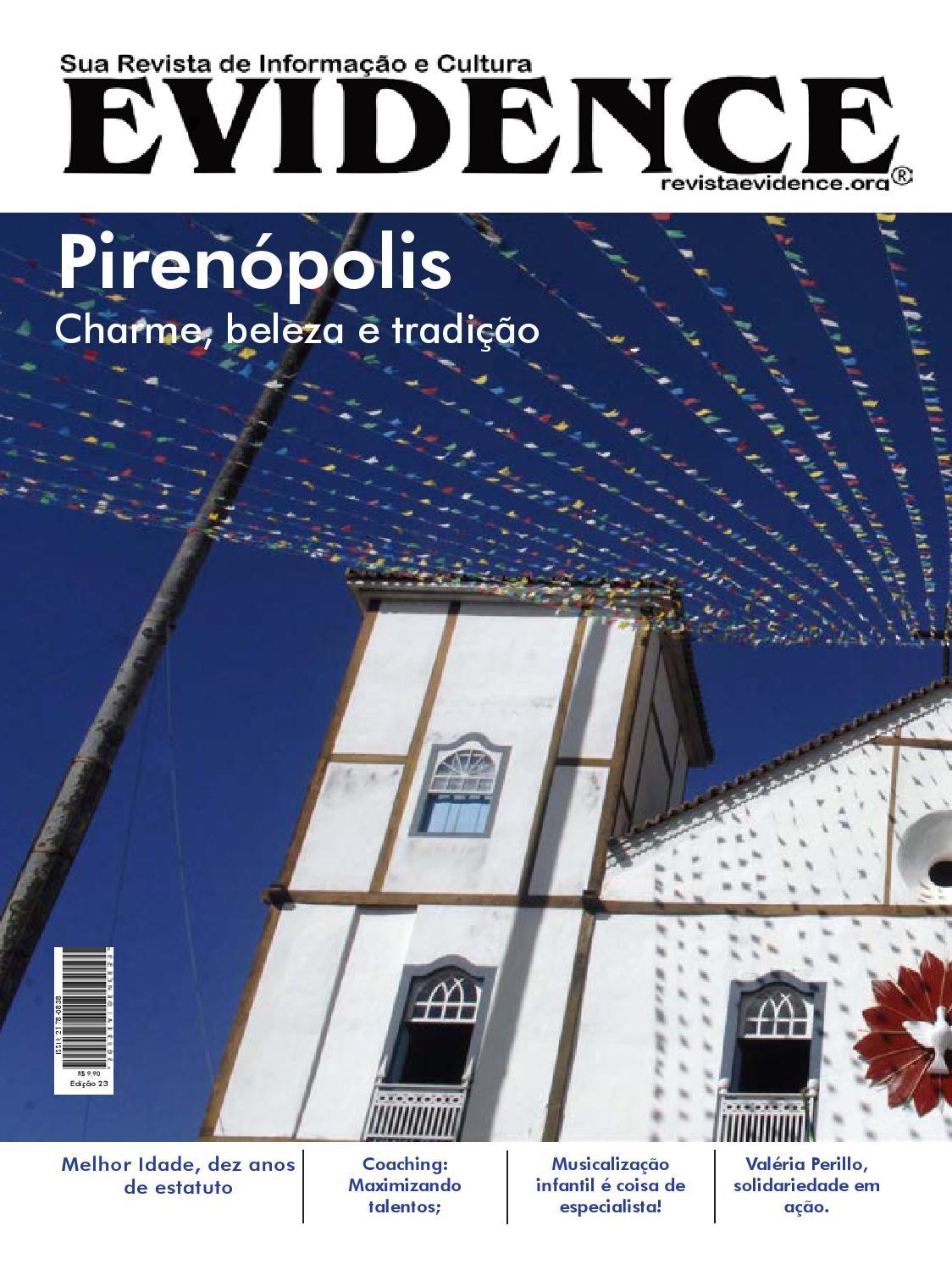 Revista Evidence by Tatiane Di Passos - issuu ab64f4c0848
