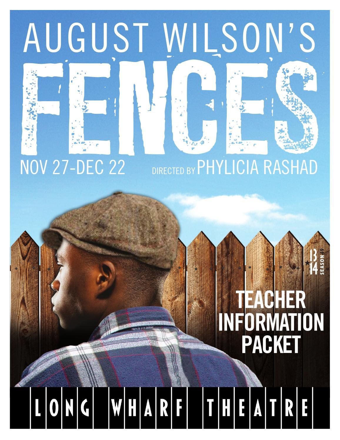 fences by wilson essay fences by wilson essay