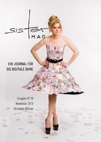 14a418b7fd98 sisterMAG Ausgabe N°10 by sisterMAG - issuu