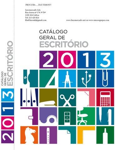 Lusomercado 2013 by Manuel Simoes Gaspar - issuu e6ee88fa96