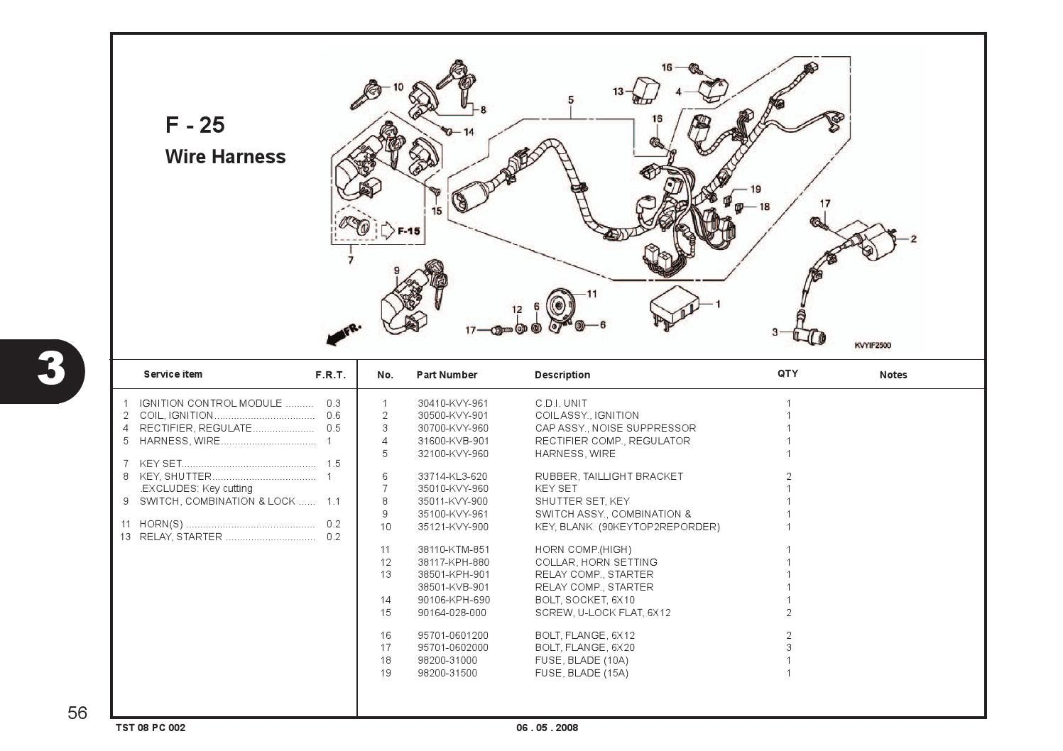 Part Catalog Honda Beat By Ahass Tunasjaya Issuu