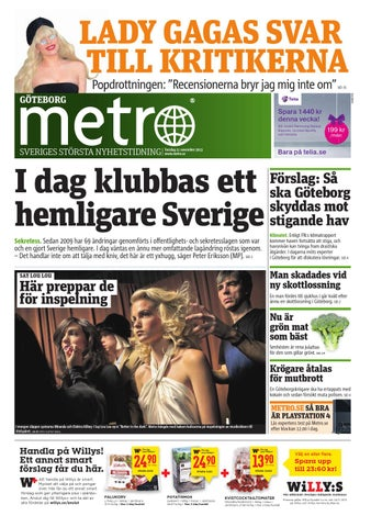20131121 se goteborg by Metro Sweden - issuu 3bdb616e458a1