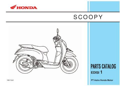 part catalog honda scoopy by ahass tunasjaya issuu rh issuu com