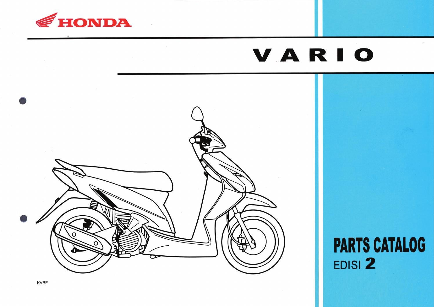 Part catalog honda vario by ahass tunasjaya issuu asfbconference2016 Choice Image