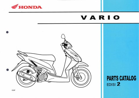 Part catalog honda vario by ahass tunasjaya issuu page 1 asfbconference2016 Choice Image