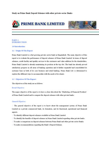 report on prime bank If you are approached to invest in a prime bank program, be aware that it is an investment scheme and report it to the sec additional resources updated investor alert: social media and investing - avoiding fraud.