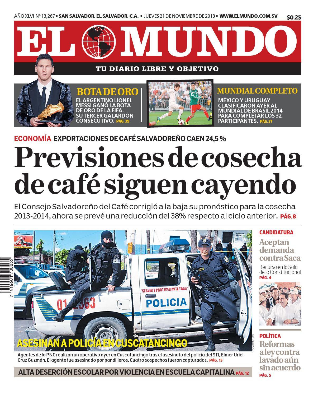 Mundo211113 by Diario El Mundo - issuu