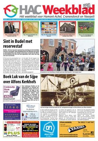 Ik Hou Van Holland Zitzak.Hac Weekblad Week 47 2013 By Hac Weekblad Issuu