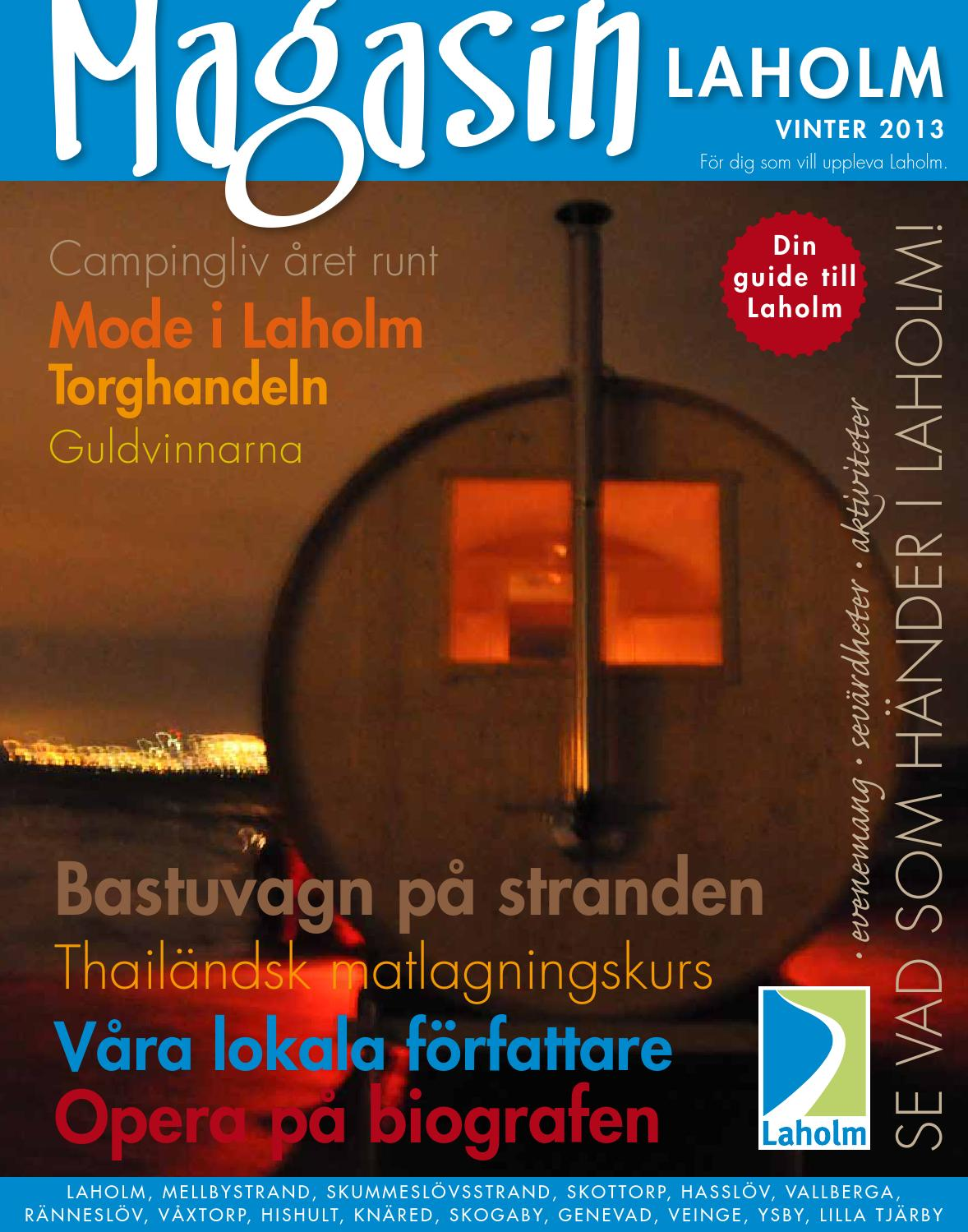 Magasin Laholm vr 2012 by MacMedia - issuu