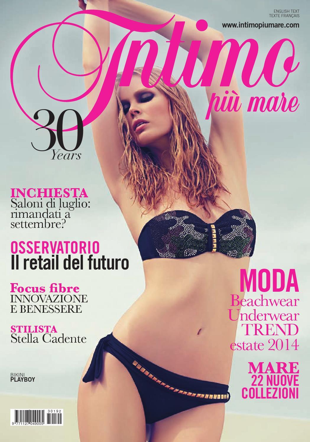 Intimo Più Mare 192 - settembre 2013 by Editoriale Moda - issuu 89839a096cb