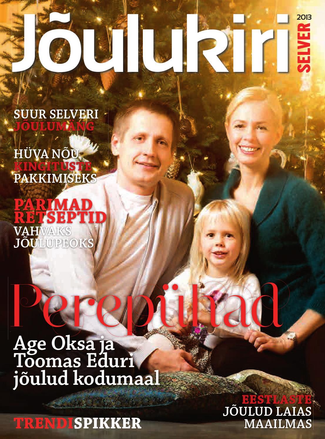 e3ff10cd2a7 Selver joulukiri 2013 issuu 90 by Profimeedia - issuu