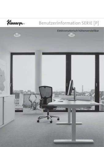 Kinnarps SERIE [P] Benutzerinformation by Kinnarps GmbH - issuu