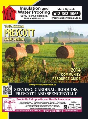 Prescottphonebook11212013 by Susan K  Bailey Marketing