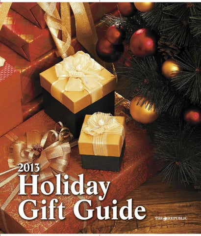 2db4f6a4e Holiday Gift Guide 2013 by AIM Media Indiana - issuu