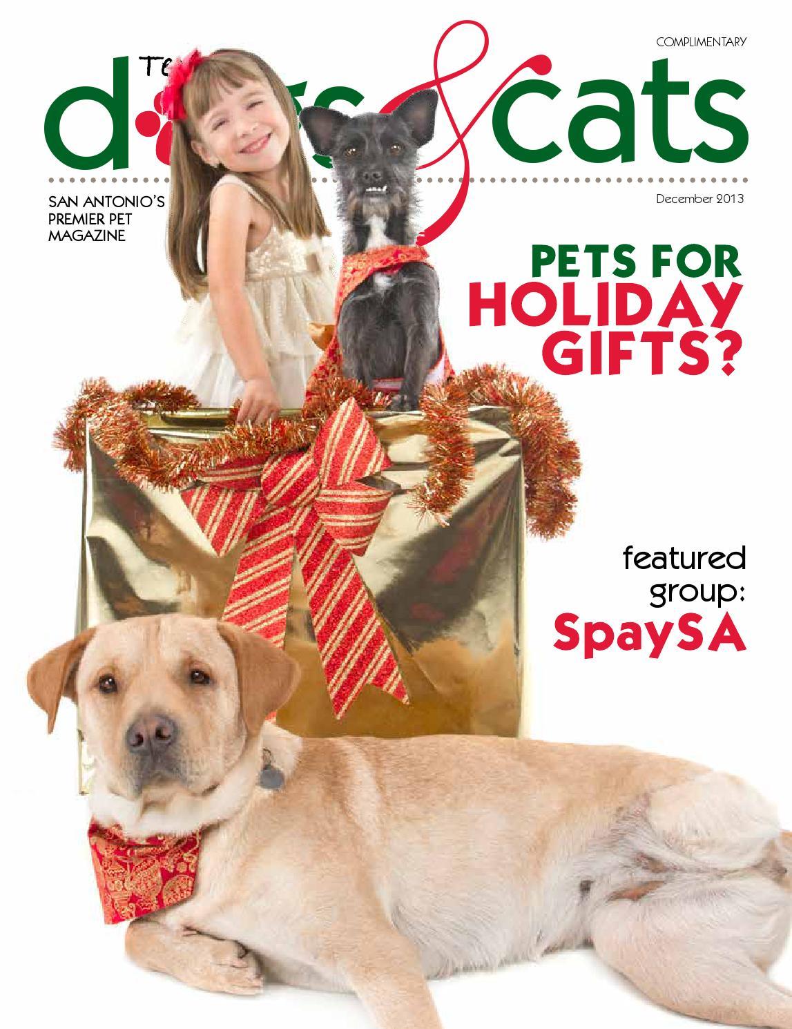 San Antonio Dogs And Cats Magazine