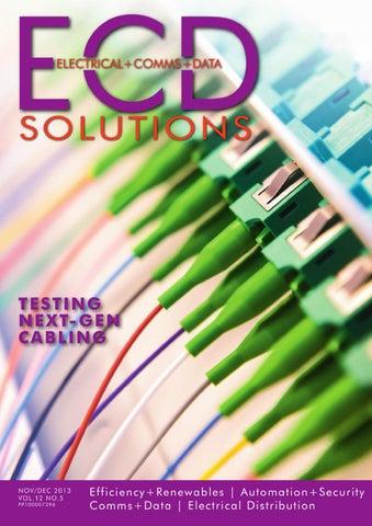 ECD Solutions Nov/Dec 2013 by Westwick-Farrow Media - issuu