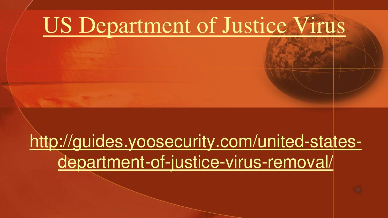us department of justice virus by upset issuu. Black Bedroom Furniture Sets. Home Design Ideas