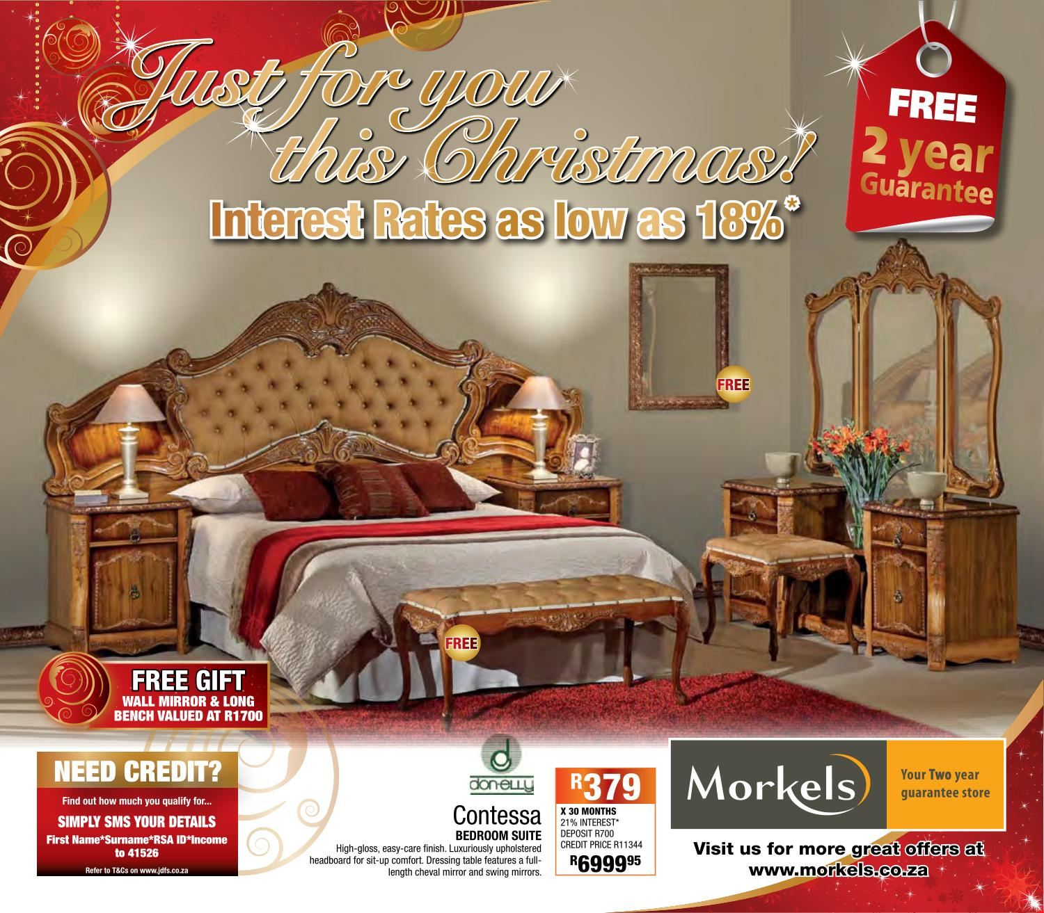 Furniture Stores Prices: Morkels November Catalogue By JD Group