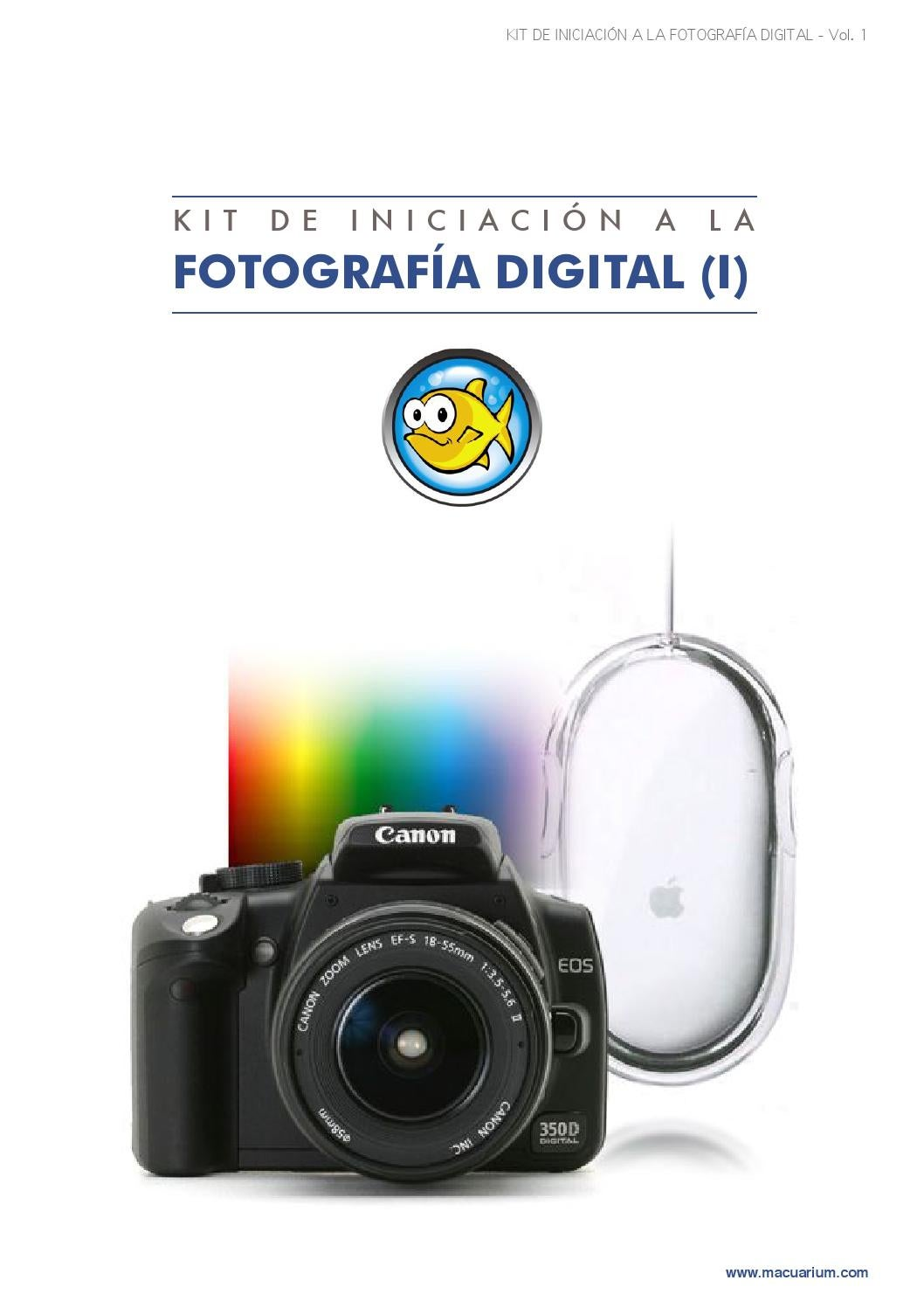 08 kit de iniciacion a la fotografia digital by Jorge Alonso - issuu