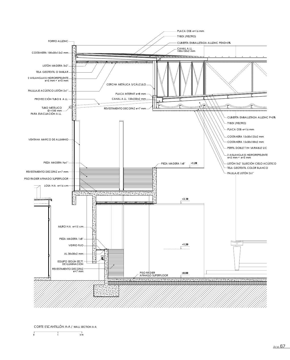 Revista aoa n 23 by asociaci n de oficinas de arquitectos for Estructuras para arquitectos pdf