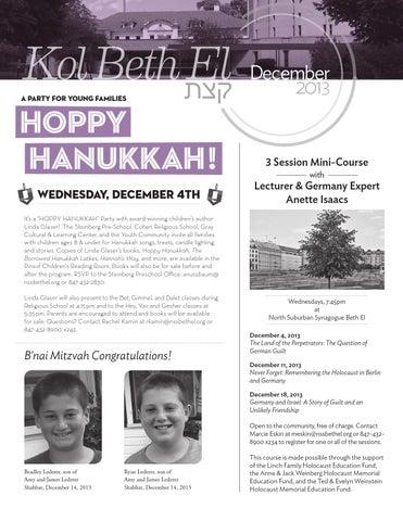 Be December 2013 Bulletin By Jonathanfieldsdesign Issuu