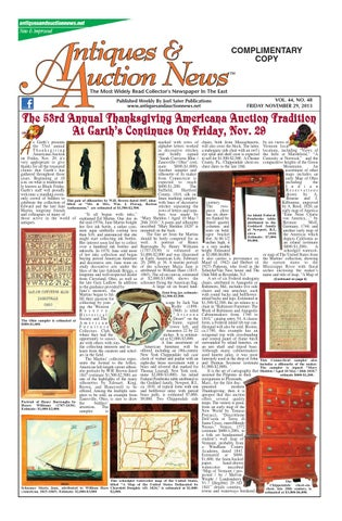 22af3256f86 Antiques   Auction News 112913 by Antiques   Auction News - issuu